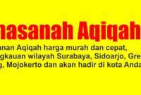 harga aqiqah surabaya