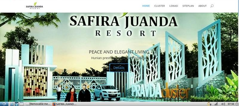 Safira Juanda Resort